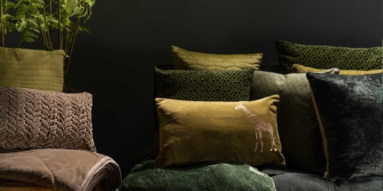 Linen & More cushions